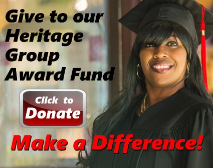 Donate to Heritage Group Award image
