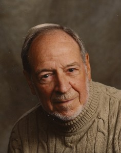 Photo of Ron Blicq.