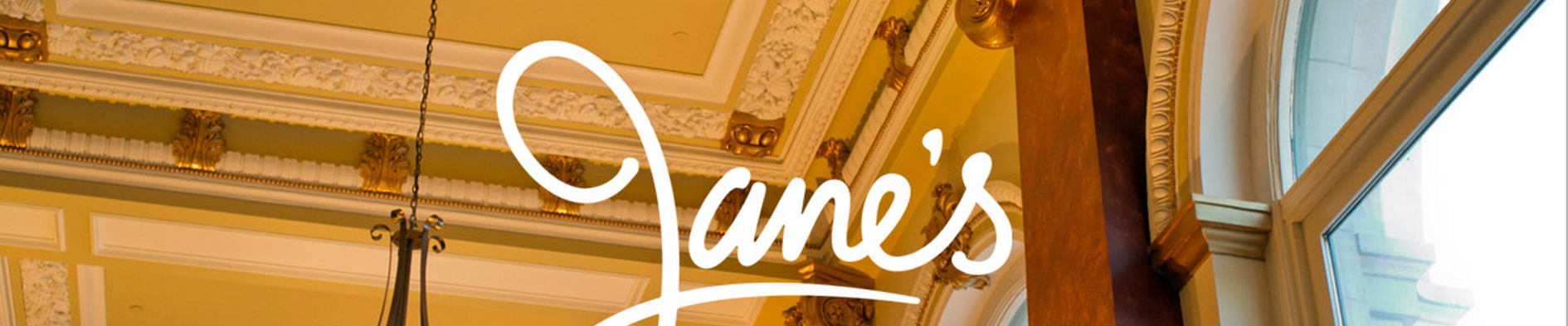 Banner photo of Jane's Restaurant
