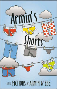 Image of book cover, Armin's Shorts