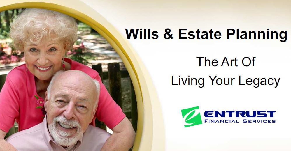 Wills and Estate Planning title slide