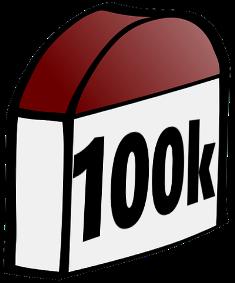 Image of a milestone