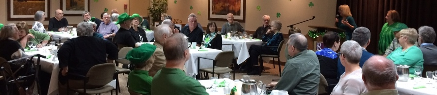 Heritage Group St. Pat's luncheon