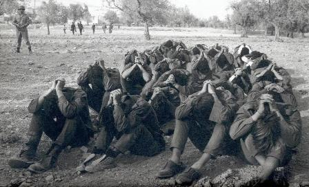 1973 Israeli prisoners of war in Syria (Photo credit: Wiki commons)