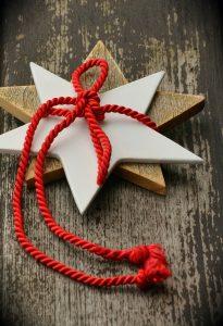 Photo of Christmas star
