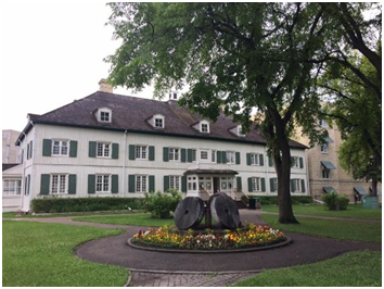 Photo of the St. Boniface Museum