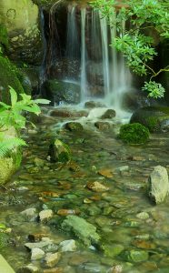 Nitobe waterfall