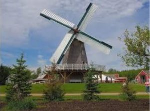 Photo of Steinbach windmill
