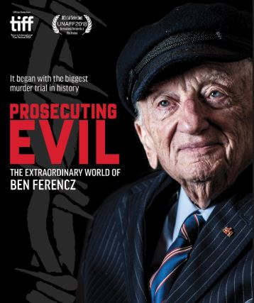 Photo of Prosecuting Evil film promo