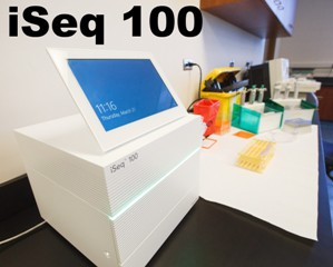 Photo of iSeq100